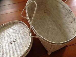 Cane storage basket Lutwyche Brisbane North East Preview