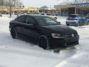 2012 VW Jetta 2.5 Gas