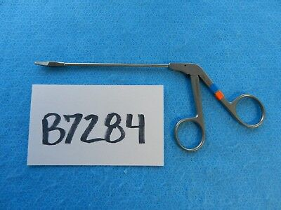 Karl Storz Surgical Ent Left Curved Rhinoforce Nasal Scissors 449203