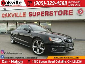 2012 Audi A5 2.0T QUATTRO | S-LINE | PANO ROOF | HEATED SEATS