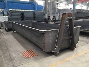 10cm3 Hooklift bin for sale suit hook lift truck AREquipment Palmwoods Maroochydore Area Preview