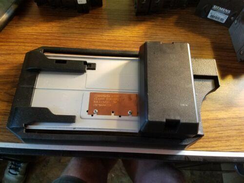 Addressograph Bartizan Imprinter Flatbed Model 4850
