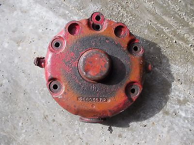 Farmall 350 Rowcrop Tractor Original Ihc Ih Disk Brake Cover Outer Housing
