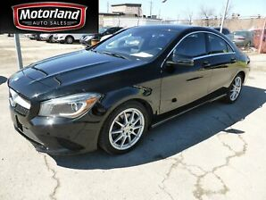 2014 Mercedes Benz CLA-Class CLA250 Navigation Panoramic Roof