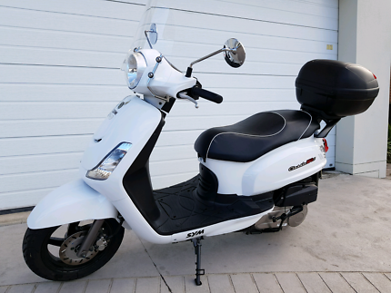 Sym Classic 150S Scooter (2013)