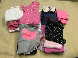 Lot of baby girls clothes - 3months