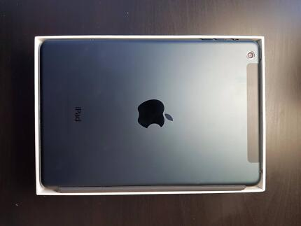 iPad Mini WIFI + Cellular 16GB Black Newport Pittwater Area Preview