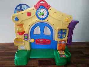 Fisher Price learning home Baldivis Rockingham Area Preview