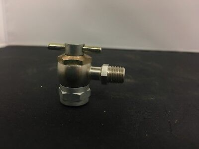 Greer Hydraulics By Parker Hannifin Air Chuck Model 300094