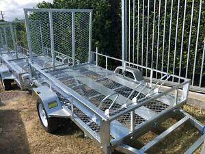 Sale - New 8x5 Tipper ATV Motorcycle Trailer For Sale 750KG ATM North Ipswich Ipswich City Preview
