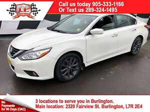2017 Nissan Altima 2.5 SV, Automatic, Sunroof, Back Up Camera,