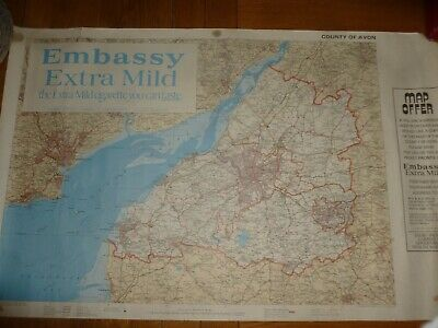 EMBASSY MILD - County of AVON - FREE map