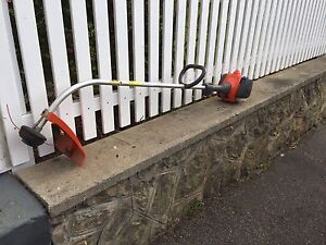 Husqvarna 120cc Curved Grass Trimmer Albany Albany Area Preview