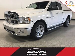 2011 Dodge Ram 1500 CLEAN CARPROOF, HEMI, REMOTE START