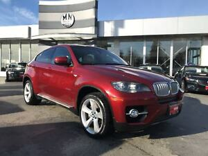 2009 BMW X6 50i XDRIVE 4.4L V8 NAVI SUNROOF