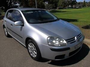 2005 TURBO DIESEL VW GOLF WITH GREAT SERVICE HISTORY. Croydon Burwood Area Preview
