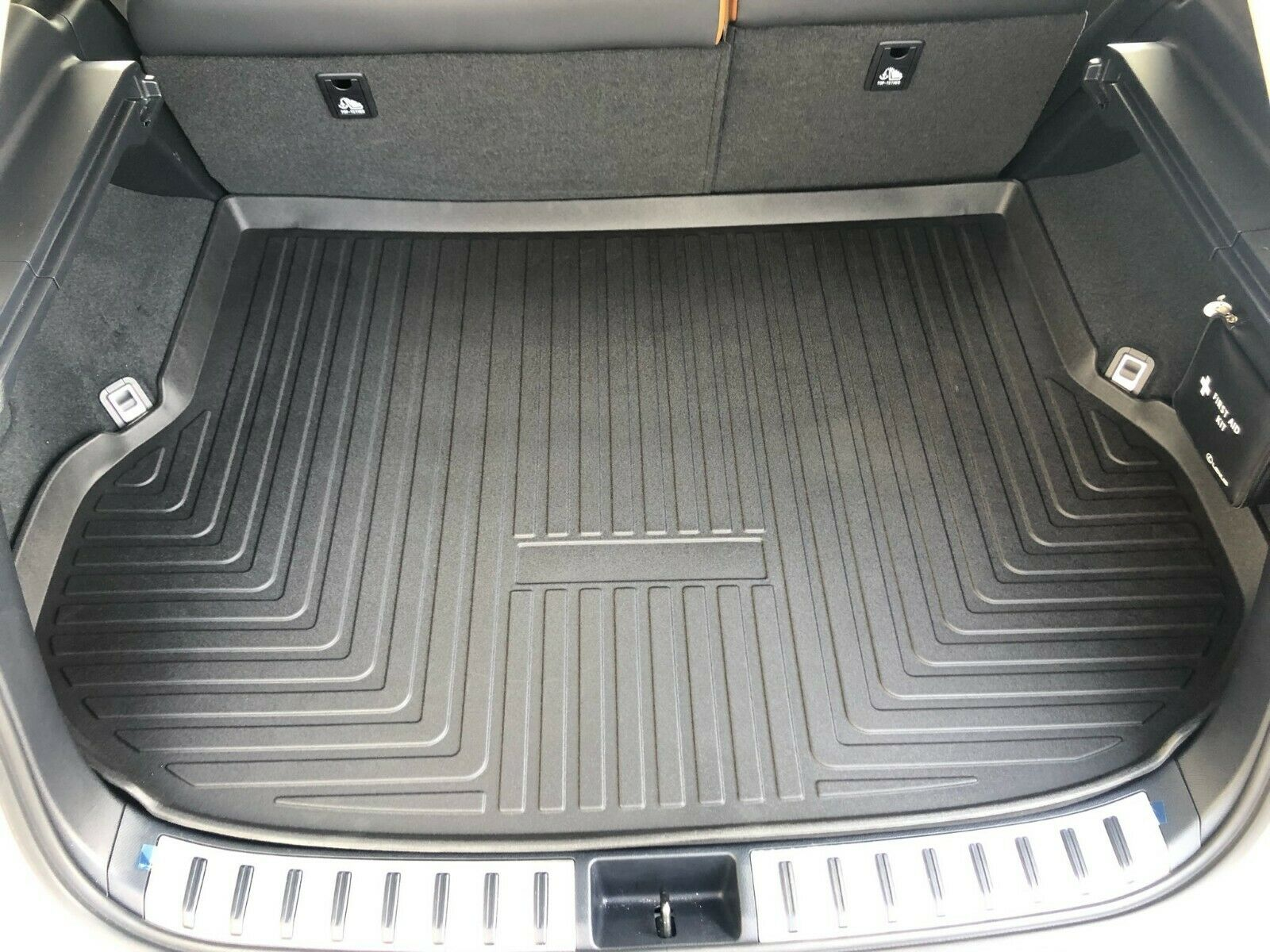 Rear Trunk Tray Cargo Boot Liner Mat For Lexus NX NX200T NX300H 2015 2016-2018