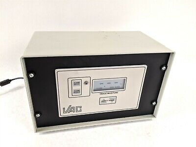 Vacuum Atmospheres Company Vac Lm-h2o-a Water Trace Moisture Analyzer Unit