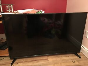 55 inch Westinghouse Smart TV