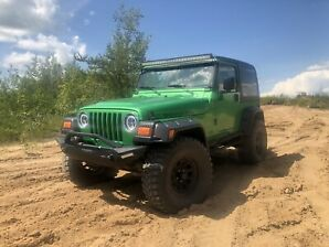 2004 Jeep Tj Rubicon, A/C, Cruise, lots of work done