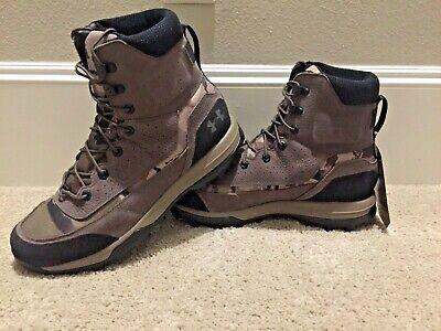 Under Armour Speed Freek Bozeman 2.0 Camo Xstorm Waterproof Boots 1299238-900