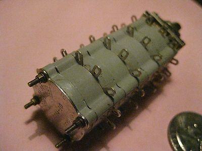 Rotary Switch 12 Position Pn 3814-10 Electro Switch