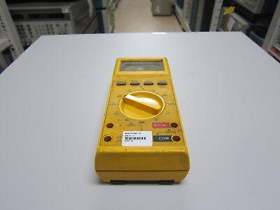 Flukefluke-27 Digital Handheld Multimeter As-is
