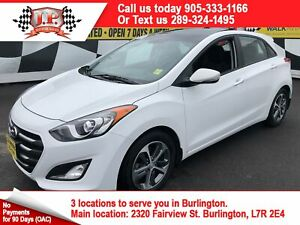 2016 Hyundai Elantra GT Manual, Panoramic Sunroof, 56, 000km