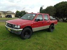 1995 Holden Rodeo Ute Wollongong 2500 Wollongong Area Preview