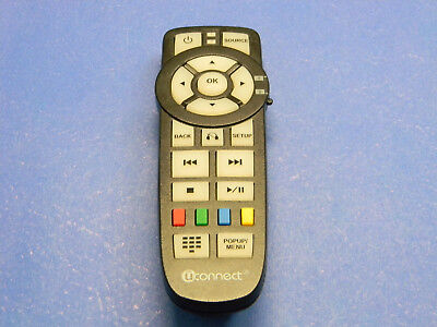 CHRYSLER DODGE CARAVAN TOWN COUNTRY DVD Entertainment Remote REAR OEM U CONNECT