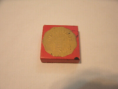 Vintage Little Greetings Seal Box Contains Variety of Vintage Metal Paper Clips for sale  White Pigeon