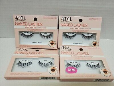 4--Ardell Naked Lashes, 424, FREE SHIPPING