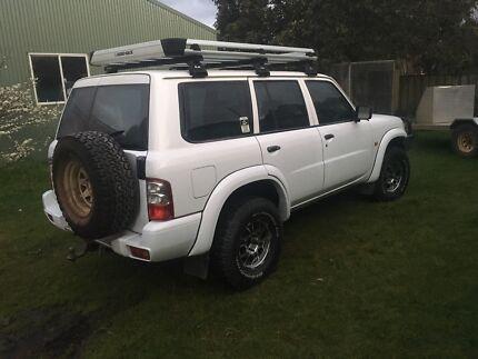 Patrol wagon 2003 td42t