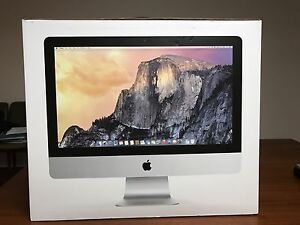 iMac 21.5 inch 1.4GHz Yarraville Maribyrnong Area Preview
