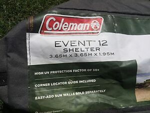 Coleman event shelter Yamanto Ipswich City Preview