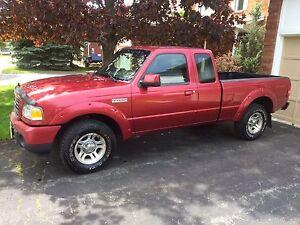 REDUCED: 2008 Ford Ranger Sport Pickup Truck