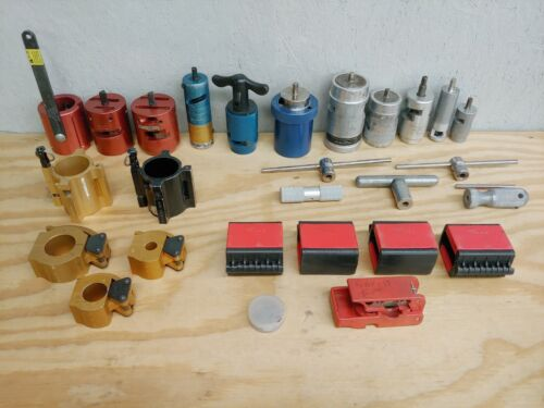 Commscope Andrew Connector Hand Tool Lot Automated Manual Prep Coaxial Cable