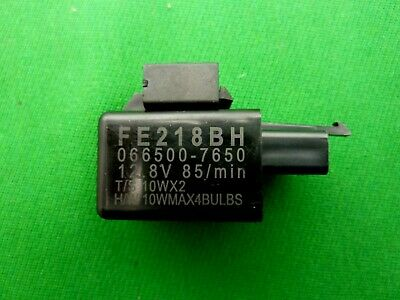 MOTORCYCLE INDICATOR RELAY NEW FE218BH KAWASAKI <em>YAMAHA</em> TRIUMPH  OTHER