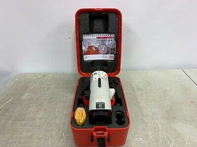 Leica Na728 Automatic Optical Level 28x Magnification In Case