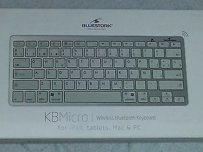 Teclado Bluetooth Bluestork KBMicro