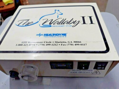 Fiber Optic MD-2000 The Wallaby II Photo-therapy