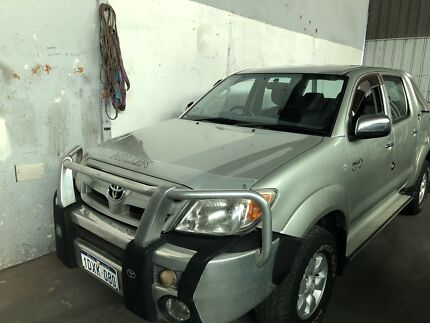 Toyota Hilux SR5 Melville Melville Area Preview