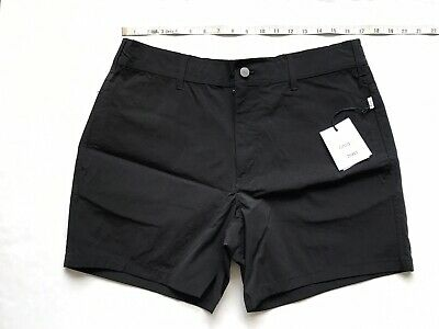"ONIA All Purpose Stretch 6"" Shorts. Size L."