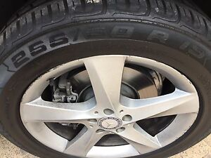 """Genuine Mercedes wheels and tyres 19"""" Greenacre Bankstown Area Preview"""