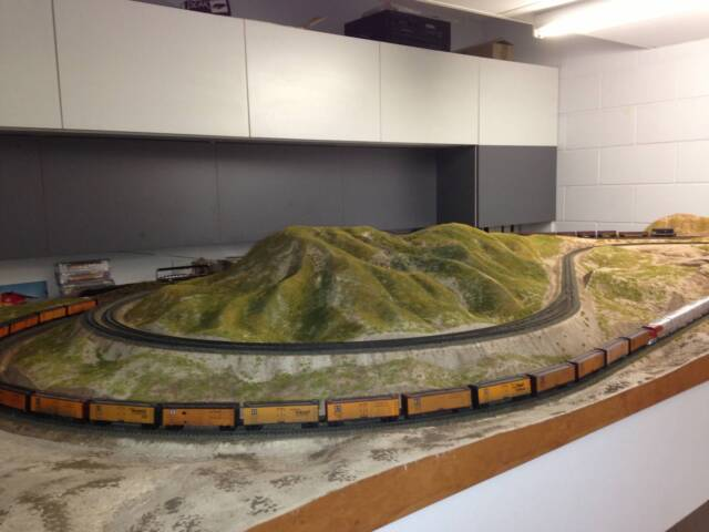 N Scale Model Train Layout Collectables Gumtree