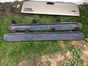 1999-2006 Ford F-250/F350 Tailgate and Running Boards CHEAP!