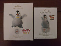 2008 Hallmark Mumble Dances Happy Feet