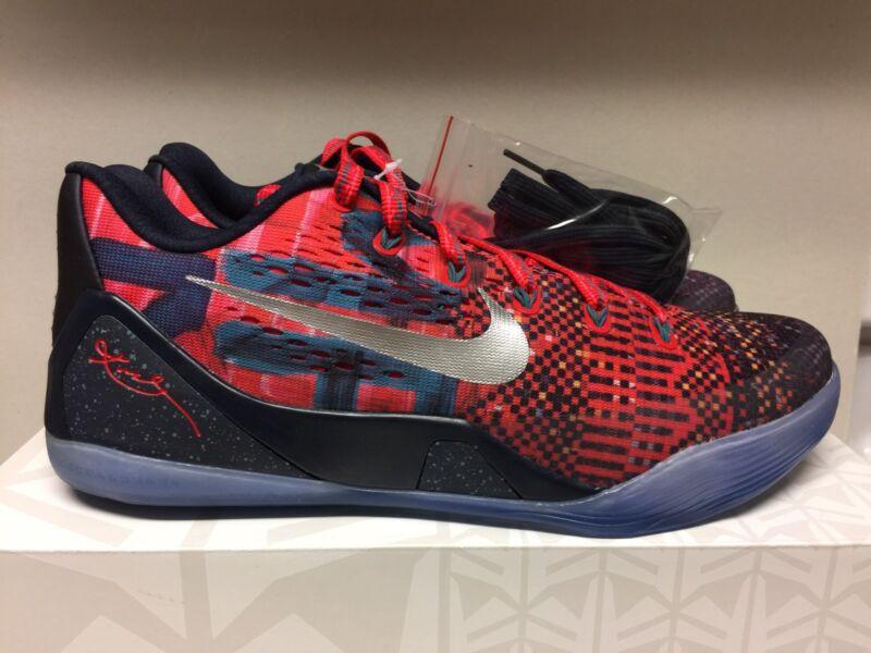 857d647f37ad Nike Kobe 9 IX EM Premium Philippines Laser Crimson sz 11  669630-604