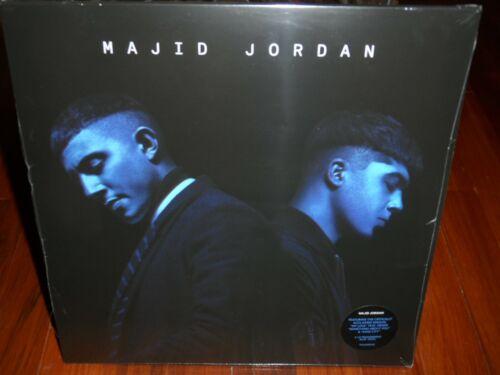 Majid Jordan - Self Titled 2021 RSD LP Brand New Transparent Blue Vinyl