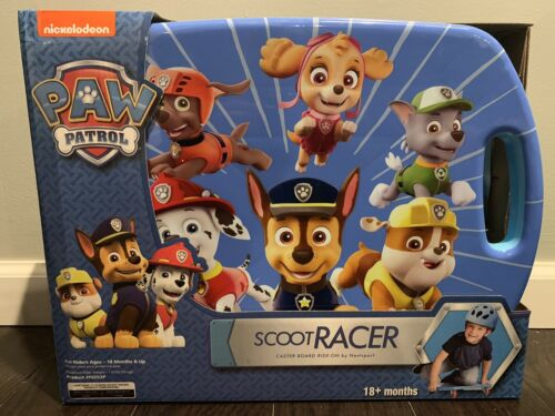 Brand New In Box Disney Toys For Girls Boys SCOOT RACER Blac